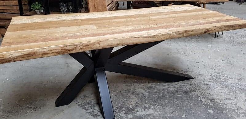 Elmhout elmwood tafels