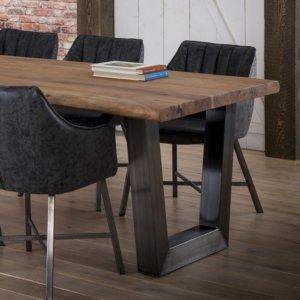 Acaciahouten tafels
