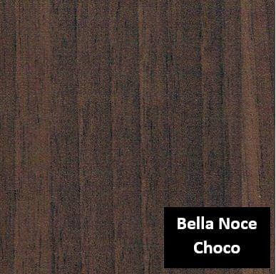 Melamineblad Bella Noce Choco