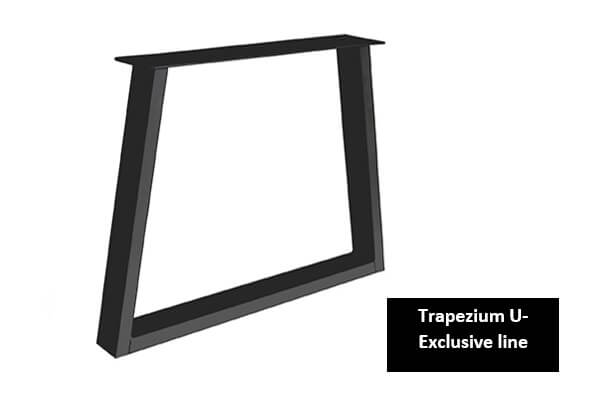 Trapezium U Exclusive line