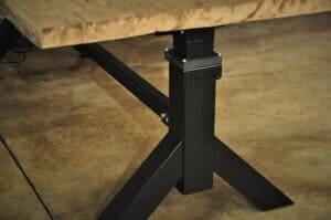 Elektrische tafel verstelbaar hoog laag